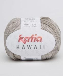 lana-filato-hawaii-knit-cotone-poliammide-marrone-capriolo-panna-primavera-estate-katia-103-g