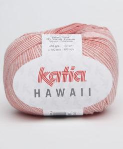 lana-filato-hawaii-knit-cotone-poliammide-rosso-panna-primavera-estate-katia-108-g